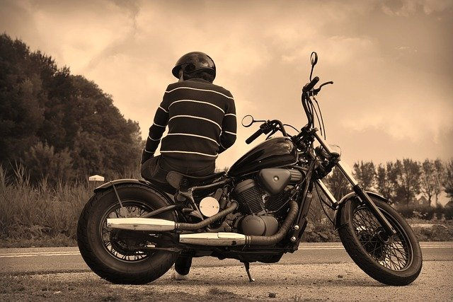 jaki kask na motocykl